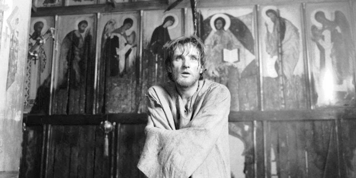 «Андрей Рублёв»: русские страсти XV века