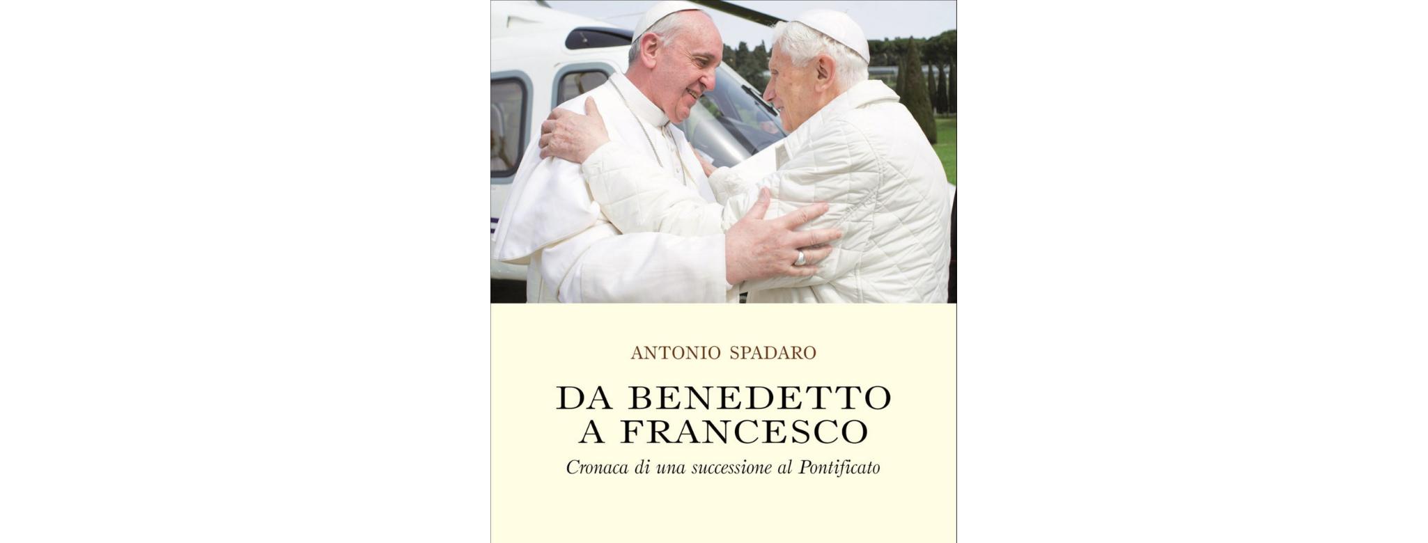 «От Бенедикта к Франциску»: книга-дневник об отречении одного Папы и сюрпризах другого