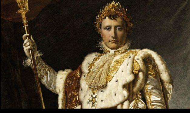 К двухсотлетию со дня смерти Наполеона Бонапарта