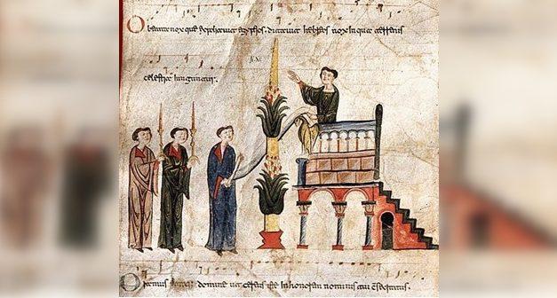 Пасхальная Литургия в ранней Церкви