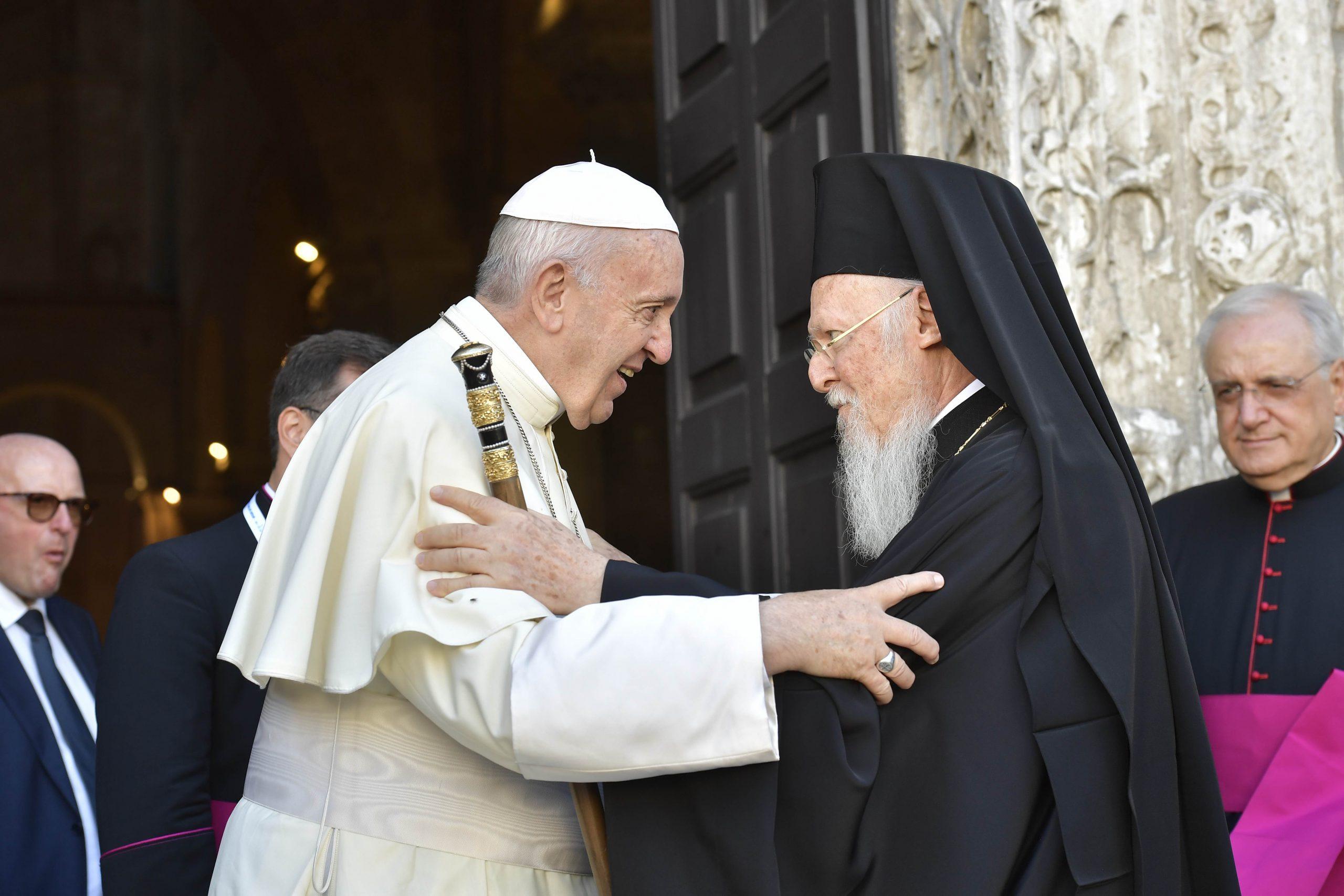 Интервью Вселенского Патриарха Варфоломея журналу «La Civiltà Cattolica»