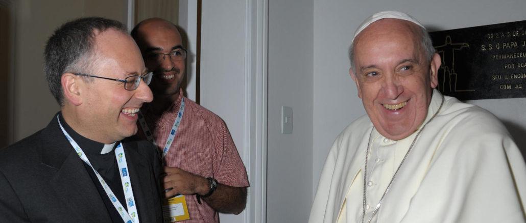 """Интервью Папы Франциска главному редактору журнала """"La Civiltà Cattolica"""" отцу Антонио Спадаро"""