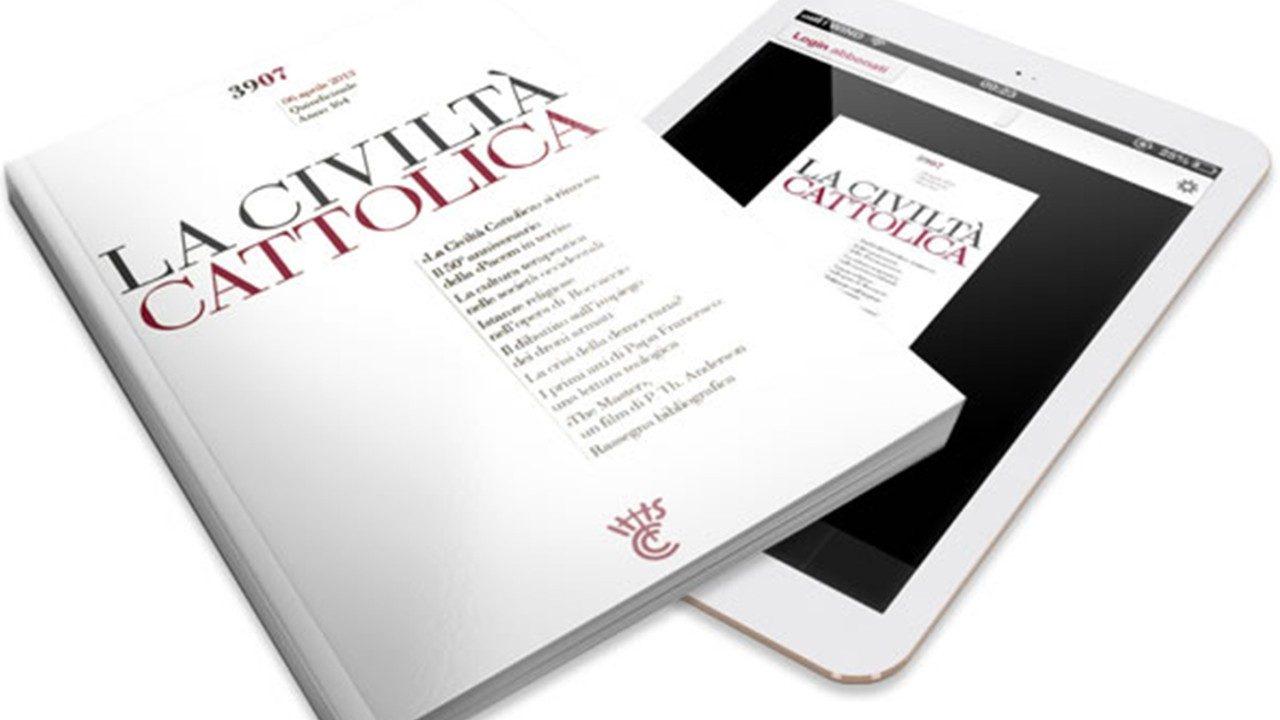 La Civiltà Cattolica по-русски: онлайн-мероприятие в день официального запуска