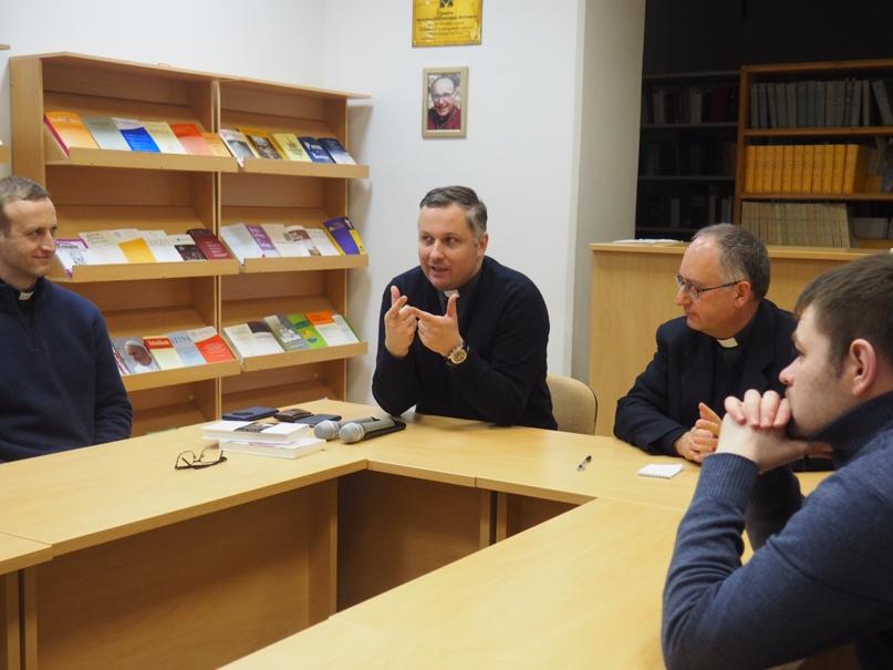 Редактор «La Civiltà Cattolica»: Как меняется поиск Бога в перспективе поисковика?