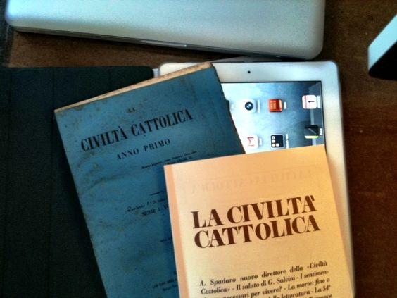 Журнал «La Civiltà Cattolica» в новом формате