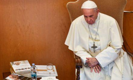 Папа Римский снялся в сериале Netflix