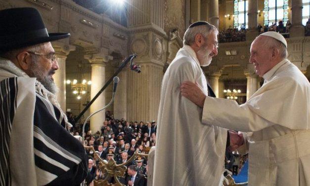Декларация ортодоксальных раввинов о христианстве: Объятие Иакова и Исава